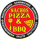 Nachos Pizza y BBQ background