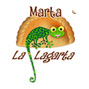 Marta la Lagarta background