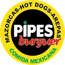 Pipes Burger background