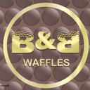 B&B Waffles y Gelato background