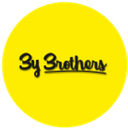 By Brothers - Burgers background