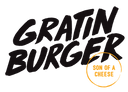 Gratin Burger background