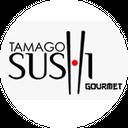 Tamago Sushi Gourmet background