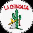 La Chingada background