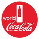 World of Coca-Cola background