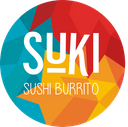 Suki Sushi Burrito background