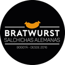 Bratwurst background