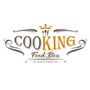 Cooking Food Box background