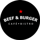 Beef and burger background