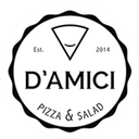 DAMICI - Pizzas background
