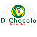 D Chocolo background