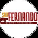 San Fernando Gourmet background