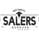 Salers Burger background