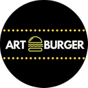Art Burger background