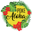 Poke Aloha background