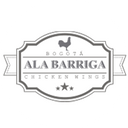 Ala Barriga Chicken Wings background
