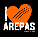 I love arepa  background