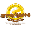 Arepa de Huevo la Original background