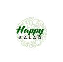 Happy Salad background
