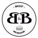 Beef Burger background