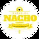 Buñuelos nacho background