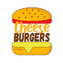 Cheese Burgers background