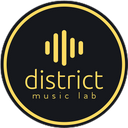 District Music Lab background