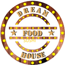 Dream Food House Sushi background