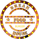 Dream Food House Burger background