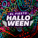 El Fiesto Halloween background