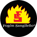 Fogón Sangileño background