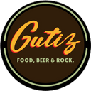 Gutiz Food Beer And Rock                 background