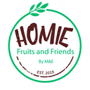 Homie Fruits & Friends                                   background