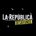 La  República Desayunos background
