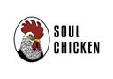 Soul chicken background