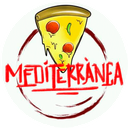 Pizza Mediterranea background