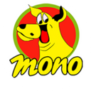 Perro Mono background