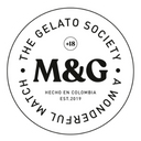 Mary & George The Gelato Society background