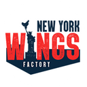 New York Wings Factory       background