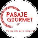 Pasaje Gourmet background