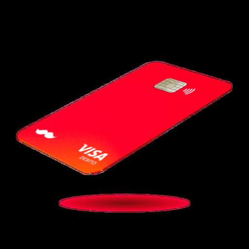 Pide gratis tu tarjeta débito Rappi Pay