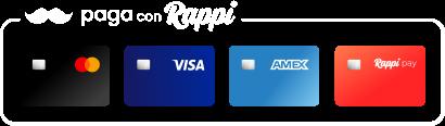 Logo Paga con Rappi