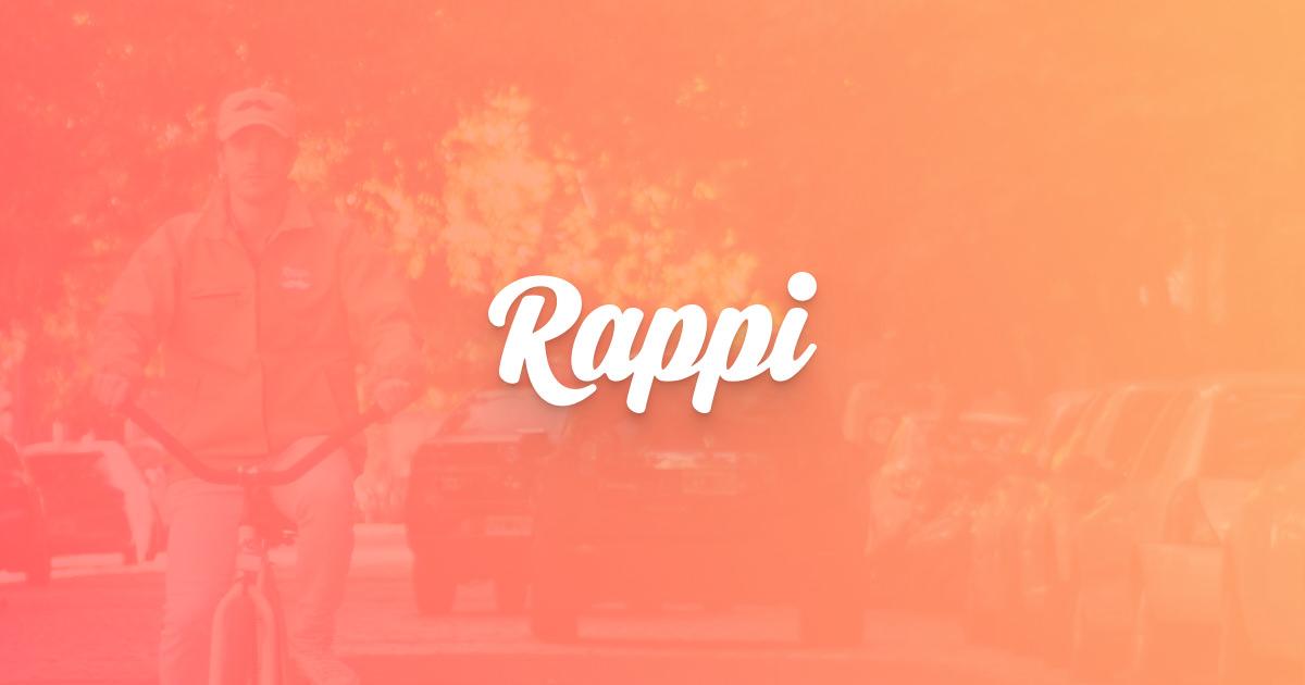 Delivery em Minutos na sua Casa | Rappi