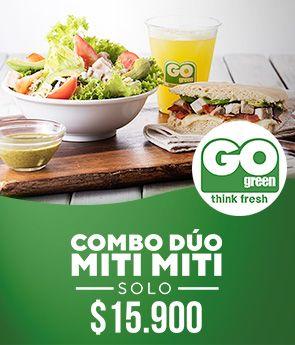 Go green Miti Miti