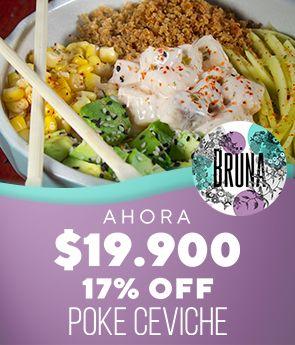 Bruna Poke de Ceviche