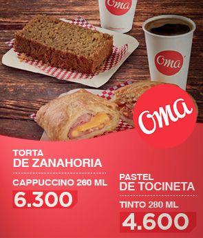 Oma Cafe Antojos