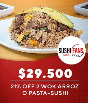 21% OFF  wok arroz