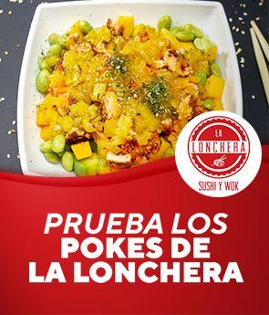 La Lonchera: Pokes