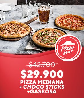Pizza Hut Pizza Mediana