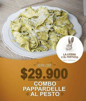 peomo combo pappardelle